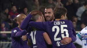 Fiorentina - Sampdoria 3 - 2 - Highlights - TIM Cup 2017/18 - YouTube