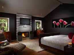 Bedroom:Retro Black Bedroom Decorating Decorations Retro Black Bedroom  Decorating Decorations