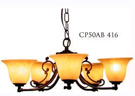 classic style chandelier 60 w x 5 light