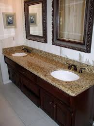 ideas custom bathroom vanity tops inspiring: bathroom vanities with venitian gold granite new venetian gold