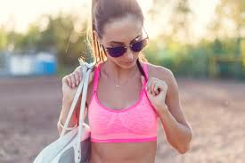 <b>Women</b> are increasingly opting for <b>sports bras</b> over lingerie