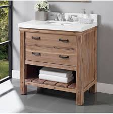 Open Shelf Vanity Bathroom Open Shelf Bathroom Vanity 36 Creative Bathroom Decoration
