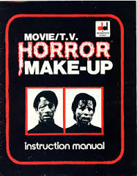 dekker toys horror make up kit first came out during the 1970 s and was created by world renown make up artist smith who created the make up for the