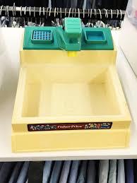 reware vintage lost and found fisher price kitchen sink