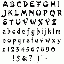 cool letters stencils cool alphabet stencils creative lettering styles alphabet small