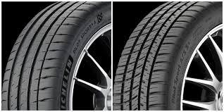 <b>Michelin Pilot Sport</b> 4S Vs. Pilot Sport <b>A/S</b> 3+ - Tire Reviews and More