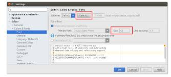 change text size how to increase the font size in android studio stack overflow