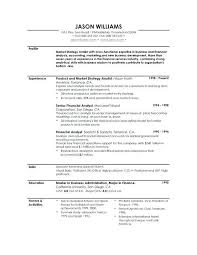 How To Write A Profile On A Resume Nice Profile Section Resume Gorgeous Profile Section Of Resume
