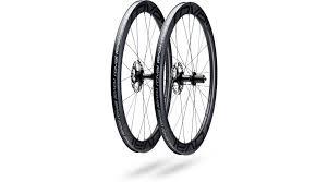 Specialized Roval Rapide Cl 50 Disc Road Bike Wheel Set Clincher Satin Carbon Black