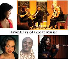 IMI Chamber Players, a member of the Intercultural Music Initiative