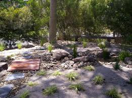 Small Picture native garden design Dry Riverbed Pinterest Native gardens