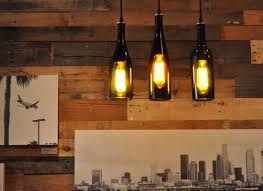 wine lighting. luxury wine bottle pendant light 32 with additional lighting a