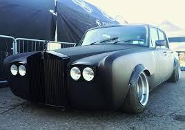 Rolls Royce Drift Car Is A Silver Shadow 2771 1944 Carporn
