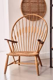 hans wegner peacock chair. Original Hans J. Wegner Peacock Chair, Johannes Hansen C. 1947, $4800 Chair