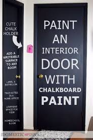 office chalkboard. 52 diy chalkboard paint ideas for furniture and decor office l