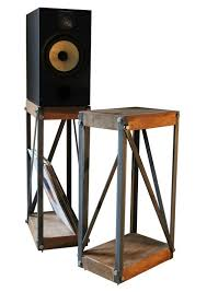 speakers and stands. mount your speakers in style with diy speaker stands and
