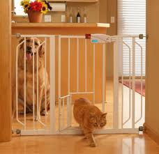Gate For Stairs Best Top Of Stairs Walk Through Baby Safety Gates Reviews