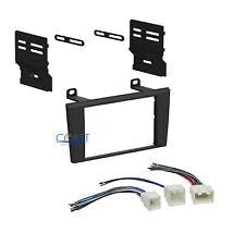 lincoln ls dash kit car double din radio stereo dash kit wiring harness for 2000 2003 ford lincoln