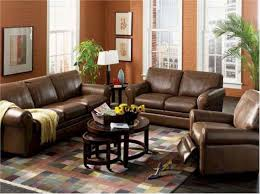Amalfi Leather Living Room Furniture Collection