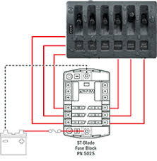 wiring diagram for boat switches the wiring diagram systems gallery blue sea systems wiring diagram · switch block basic boat