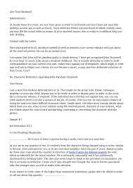 Witness Letter Sample. Paralegal Cover Letter Sample Resume Genius ...