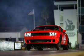 Hell to Pay: 2018 Dodge Challenger SRT Demon Ships Today | News ...