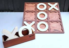 Wooden Naughts And Crosses Game Giant Noughts Crosses 88
