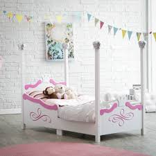 Pink And Silver Bedroom Kidkraft Princess Toddler Bed Silver Painted In Silver Tone