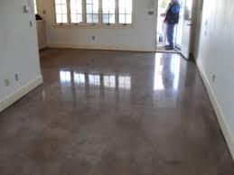 dark polished concrete floor. Fine Concrete Floor Polishing Concrete Floors Yourself Fresh On With Regard To How  Stain A Acid Bath Inside Dark Polished