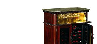 Wine Cooler Cabinet Refrigerated Furniture Perfect  On Refrigerator Now   U6