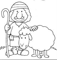 Small Picture Sheep Coloring Pages GetColoringPagescom