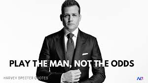 27 Witty Badass Harvey Specter Quotes That Will Motivate You