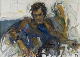for artist elaine de kooning painting was a verb not a noun
