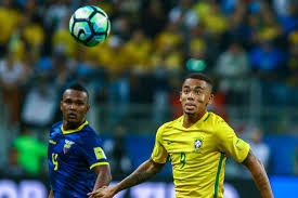 The ruling copa america is fleeing the champions league qualifiers. Brazil 2 0 Ecuador Gabriel Jesus Shines In Brazil Win Bitter And Blue