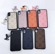 <b>Seven Color</b> Leather Letter Design Brand <b>Mobile Phone</b> Case For ...