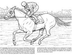 Small Picture race horse coloring pages to print Google Search Color Horses