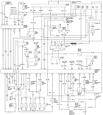 Ford wiring schematic diagram at 1995 f150
