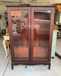 antique bookcase makeover tips for