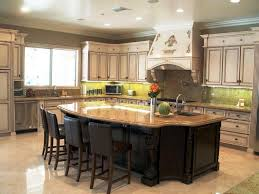 Kitchen Island Remodel Kitchen Cabinets And Islands Cherry Wood Kitchen With Light