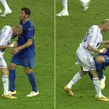 Materazzi svela cosa ha detto a Zidane prima della testata nella finale dei  Mondiali 2006