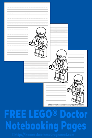 lego writing paper printable doctor pages does your child have an interest in becoming a doctor they can write about it