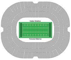 Georgia State Football Seating Chart South Alabama Jaguars At Georgia State Panthers Football