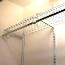 closet shelf brackets closet rod and shelf bracket closet rod shelf bracket closet shelf support wonderful