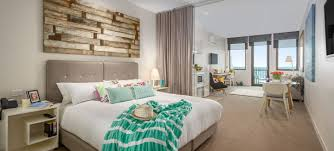 Melbourne 1 Bedroom Apartment Rent Wonderful On For Long Stay Studio Apartments  Rentals In Adelaide
