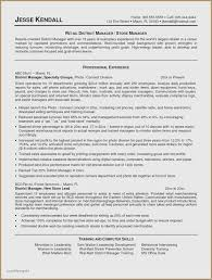 30 Beautiful Resume Objective Examples Supervisor Position