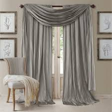 Elrene Athena Rod Pocket Curtain Panel Set of 3 - Free Shipping Today -  Overstock.com - 22745724