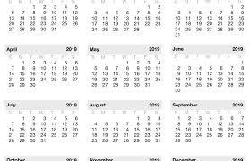 print a calendar 2019 print calendar 2019 free calendar templates worksheets for office