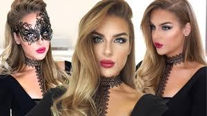 5 best masked ball makeup looks
