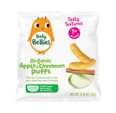 We did not find results for: Baby Bellies Organic Puffs Baby Snack Apple Cinnamon Pack Of 6 Individual Snack Packs Buy Online In Guadeloupe At Guadeloupe Desertcart Com Productid 189985993