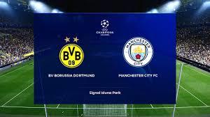 Borussia Dortmund vs Manchester City Highlights PES 2021 REALISM MODS -  YouTube